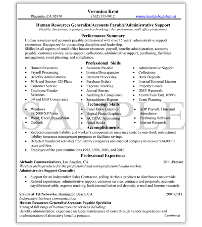 Military Resume Writing Services
